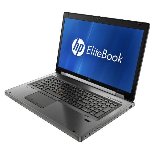 8770w Hp EliteBook 17,3″ FullHD i7-3740qm 4 Cores 32Go Quadro 2Go SSD – CAO/DAO – Prix d'origine 3390€