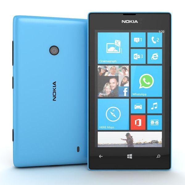 Lumia 520 Nokia – Débloqué tout opérateur – garantie 6 mois