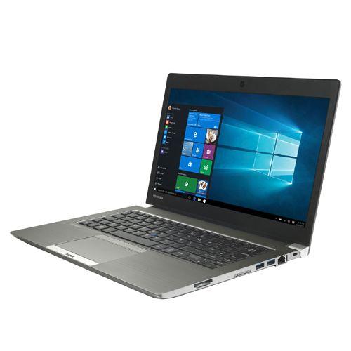 Z30T Portégé Toshiba Ultrabook 13,3″ tactile Full HD Core i5-5200u 8go 256go SSD batterie 4h – Prix d'origine 1700€