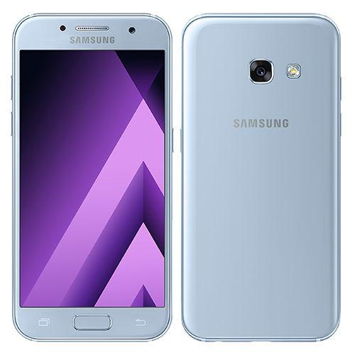Galaxy A3 2017 Samsung 16gb bleu – ETAT NEUF – Débloqué tout opérateur – garantie 6 mois
