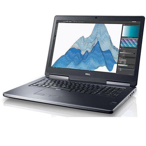 7510 DELL Precision 15″ IPS FullHD Core i7-6820HQ 32 Go 500 Go SSD + 500 Go – Quadro 2 Go – Batterie 5 H – Prix d'origine 2990€