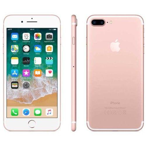 iPhone 7 32 Go – Or Rose – Débloqué  – Excellent ÉTAT – garantie 6 mois